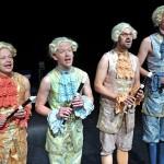 VIERHUFF THEATERPRODUKTIONEN - DIE AZUBIS -Der Koenig bittet zum Tanz-